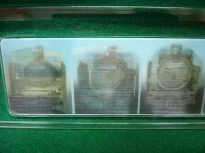 2 pairs wire drawing scale JNR JR related item SL locomotive Senbon EMS F/S*