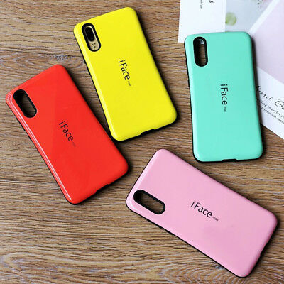 Iface Mall Heavy Duty Shockproof case cover Armor For Huawei P20 & Pro / Lite