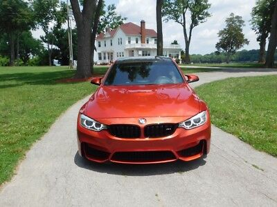 2015 BMW M3 Competition Package 2015 BMW M3 Twin Turbo Competiton Package