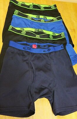C9 by Champion Boy's New Lot of 4 Athletic Briefs Sz X-LARGE 18/20(#a)