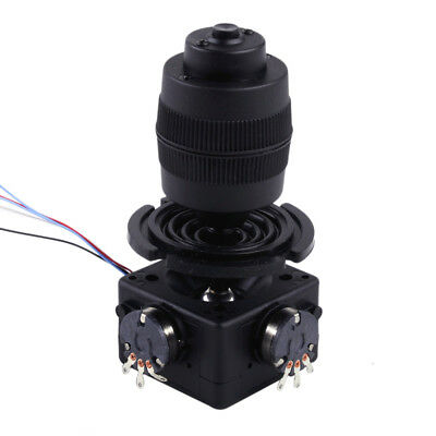 Fit For JH-D400X-R4 10K 4D Sealed with Wire 4-axis Joystick Potentiometer Button
