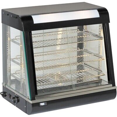 Pie Warmer  Infernus Heated Display Cabinet Food /Showcase-660mm. Price Reduces
