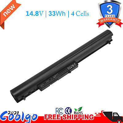 4 Cell Spare Battery for HP Pavillion 14 15 728460-001 752237-001 776622-001