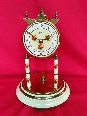 Vintage anniversary clock by Koma of Germany FOR SPARES AND REPAIRS