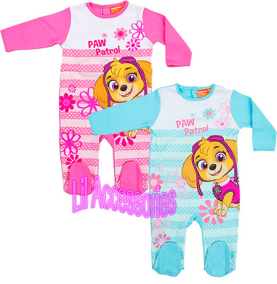 Paw Patrol Baby Girl Licensed One Piece Suit