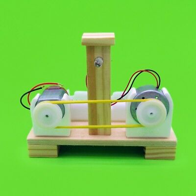 1 Set Motor Electric Generator Model Children's Physical Science Experiment Kit