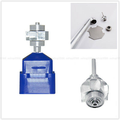 Dental Cartridge for NSK Style PANA MAX PAX-SU 45 Degree High Speed Handpiece