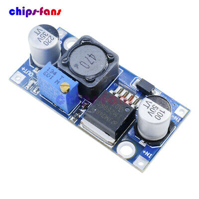 1/2/5/10PCS LM2596 DC-DC Step-down Power Supply Converter Module 1.25-35V