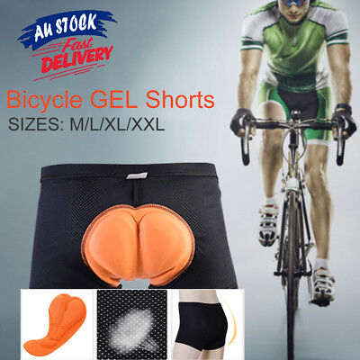 Summer Cycling Bike Bicycle Riding Underwear 3D Gel Padded Sports Shorts Pants