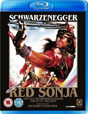 Red Sonja [Blu-ray] [DVD][Region 2]