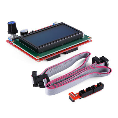3D Printer Graphic LCD12864 Smart Controller with SD Card Slot for RepRap TE645