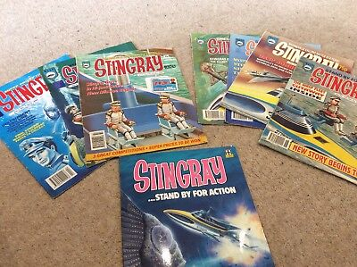 Stingray Comics 1993/1994