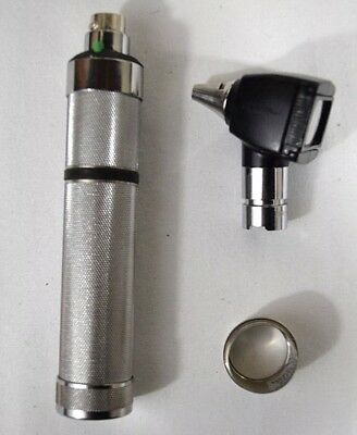 WELCH ALLYN 3.5v DIAGNOSTIC SET 25020 OTOSCOPE + 71050-C RECHARGEABLE HANDLE