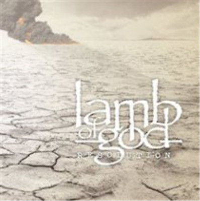 Lamb of God-Resolution  (UK IMPORT)  CD NEW