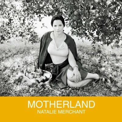 Natalie Merchant-Motherland  (UK IMPORT)  CD NEW