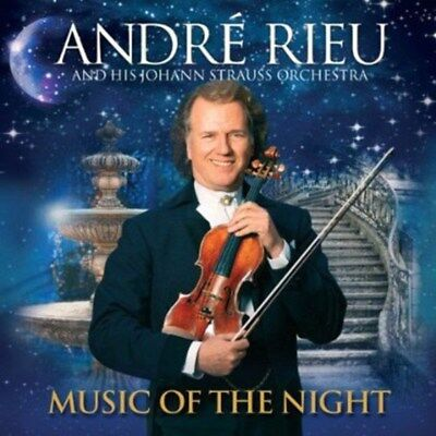 Andre Rieu: Music of the Night - André Rieu (Deluxe  Album with DVD) [CD]
