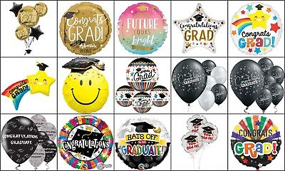 Graduation Party Balloons, Decorations; Celebration, Venue Supplies, Gift, Fun