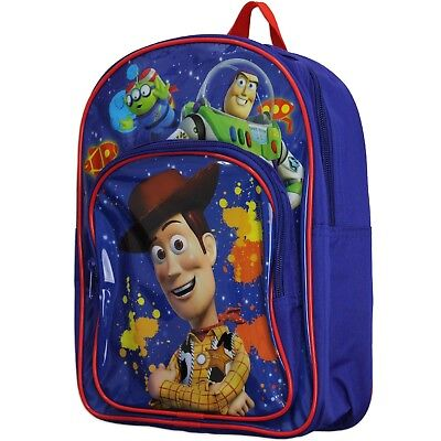 Toy Story Backpack | Kids Disney Toy Story Bag | Toy Story Rucksack | NEW