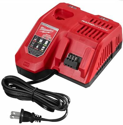 MILWAUKEE 48-59-1808 M18™ & M12™ Rapid Charger