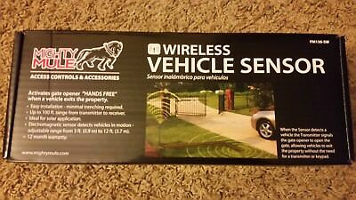 Mighty Mule  FM130-SW Wireless Vehicle Sensor for Gate Opening Systems