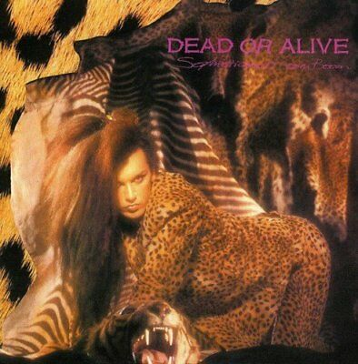 Dead Or Alive - Sophisticated Boom Boom [CD]