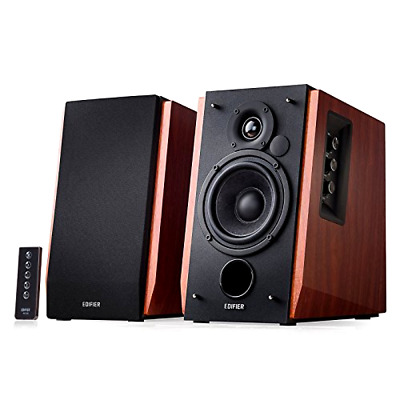 Edifier R1700BT Bluetooth Bookshelf Speakers Active Near-field Studio Monitor