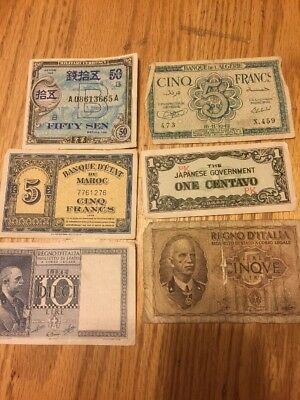 Old money (please See Details)