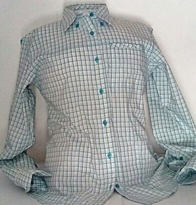 NEW World Wide Sportsman Women/'s Solid Sannibel II Shirt Size Small