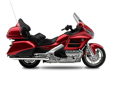 2017 Honda Gold Wing