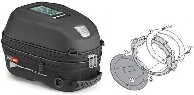 R 1200 Gs Adventure LC from Yr 14 BMW Motorcycle Tank Bag Set Givi ST603 15l New