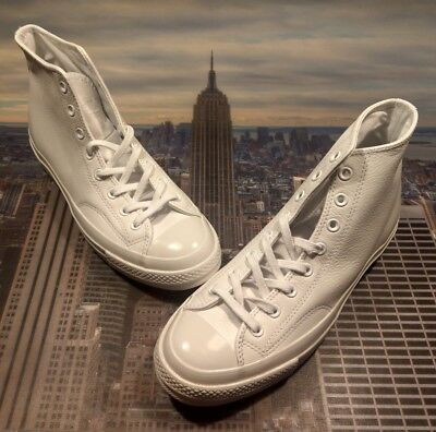 35cb70b7573f9c Converse Chuck Taylor All Star 70 High Top White White Mens Size 10 155453c  New