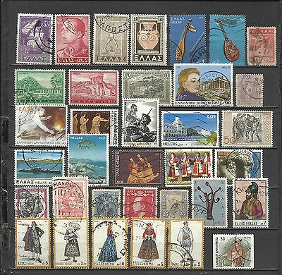 0434-Lote Stamps Greece Without Price,without Repeated,escasos.antiguos