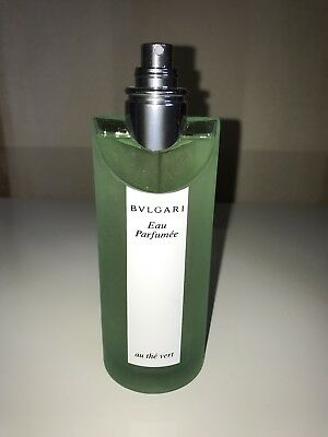 BULGARI Eau Parfumee AU THE VERT 150ML voll