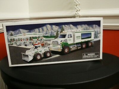 HESS Truck and Front Loader 2008 in Original Box