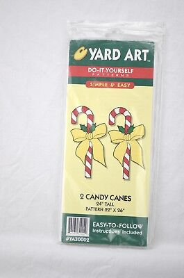 Woodcraft painting yard art do it yourself patterns christmas woodcraft painting yard art do it yourself patterns 2 candy canes christmas solutioingenieria Images