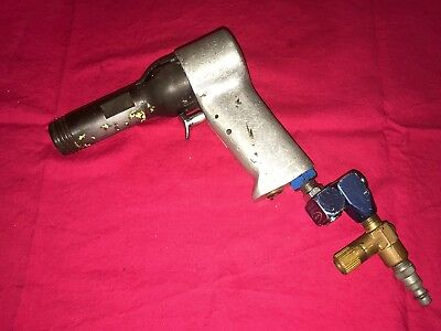 "Ati Atc 3X Pistol Grip Rivet Gun/blue Point Ya502M Swivel, Air Hose, 3/8""-18 Npt"
