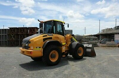 2014 volvo l50f wheel loader