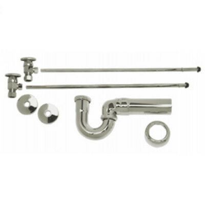 Mountain Plumbing MT3043-NL/BRN Universal New England Lavatory Supply Kit-Angle