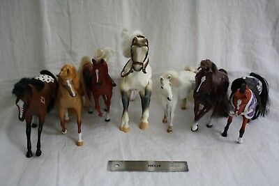 VINTAGE LOT GRAND CHAMPION HORSES sound effect, feed n nuzzle, marchon