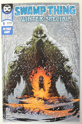 Len Wein FINAL Swamp Thing Story! SWAMP THING WINTER SPECIAL # 1 ~ 1ST PRINT NM