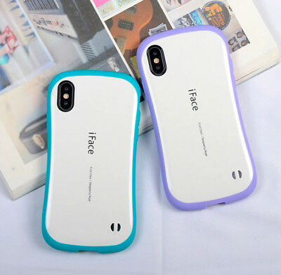 Iface Mall Heavy Duty Shockproof case Armor cover For Apple iPhone 7 8 X / Plus