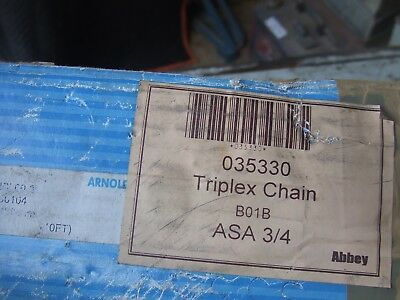 Three link Industrial  Chain