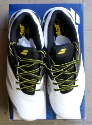 Brand New Babolat V-Pro 2 Omni M Tennis Shoes UK10.5 US11 EU45 Gr8 Bargain Pkup!