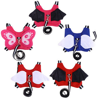 MagiDeal Baby Anti-Lost Wings Strap Walking Belt Safety Harness Leash Backpack