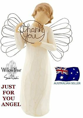 JUST FOR YOU ANGEL Demdaco Willow Tree Figurine By Susan Lordi BRAND NEW IN BOX
