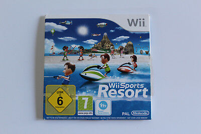 Nintendo Wii Wii U Spiel Wii Sports Resort