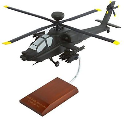 Boeing AH-64 Apache Longbow Atack Helicopter United States Army Model Scale:1/32