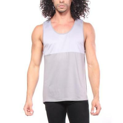 0f616404bd0fe6 2(X)IST TANK TOPS Sport Tech Performance Tank Men Grey New -  41.64 ...