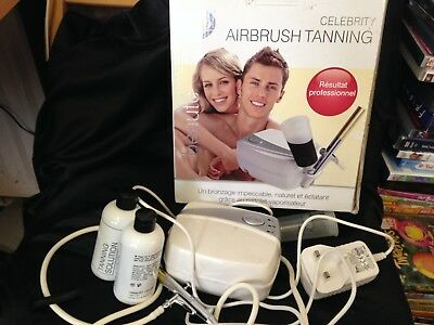 Rio Celebrity Airbrush Tanning System, Boxed, Tested, Trusted Ebay Shop