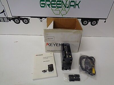 Keyence Cv-2100 High-Speed Digital Machine Vision - New - Free Shipping